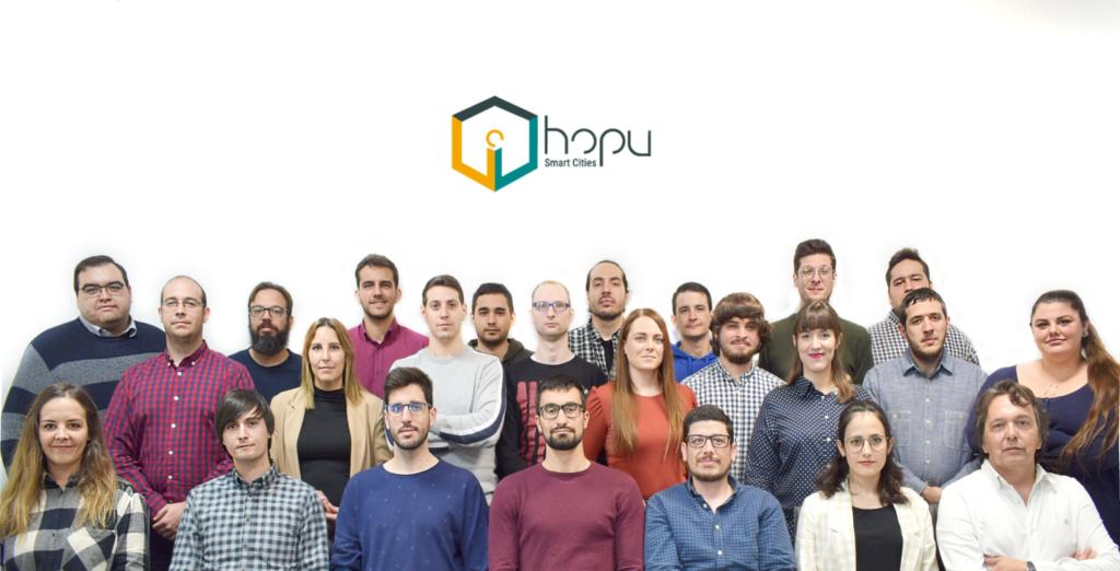 Equipo de HOPU