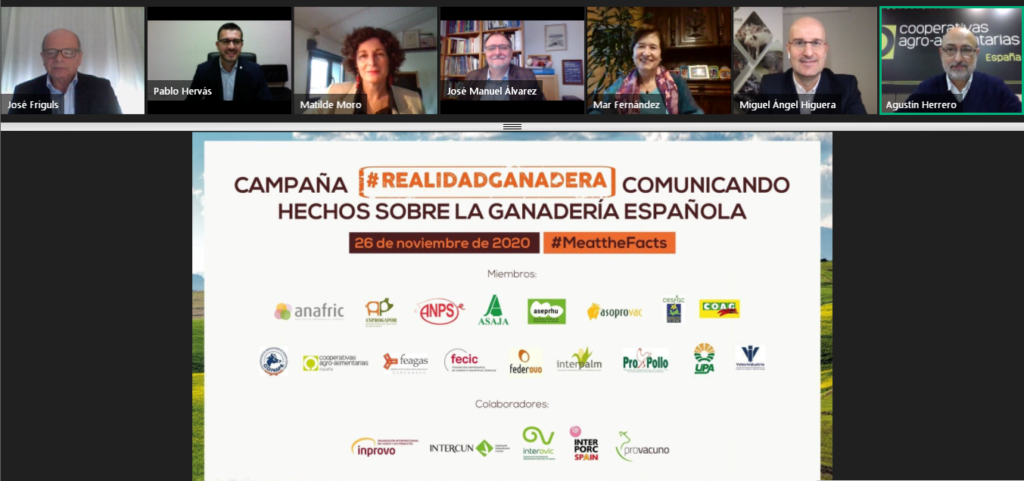 Presentación Campaña #realidadganadera