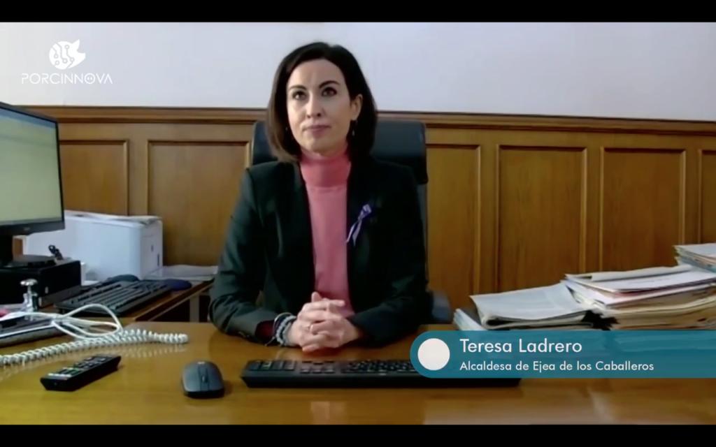 Teresa Ladrero - Ayuntamiento de Ejea de los Caballeros