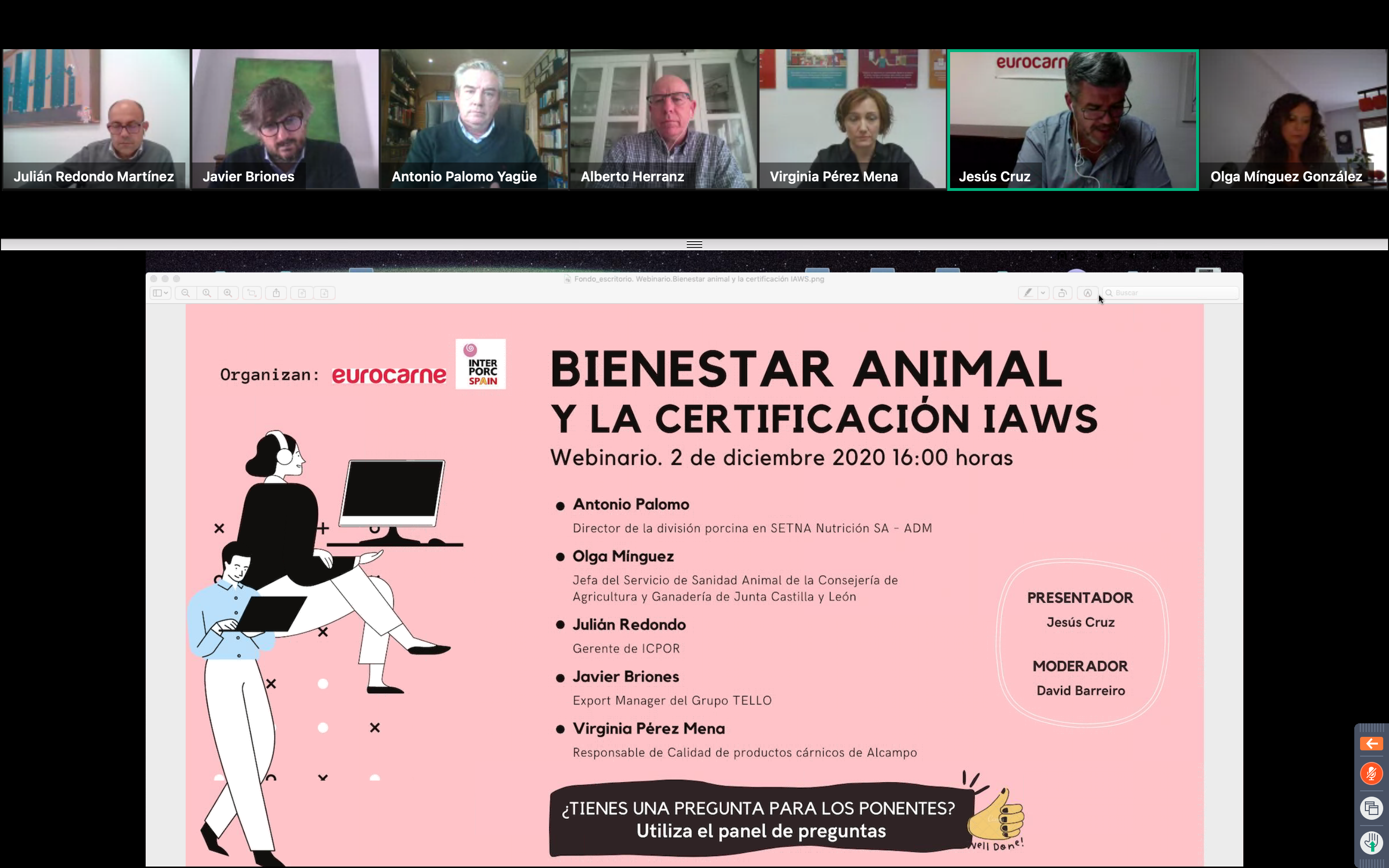 sello bienestar animal certificado
