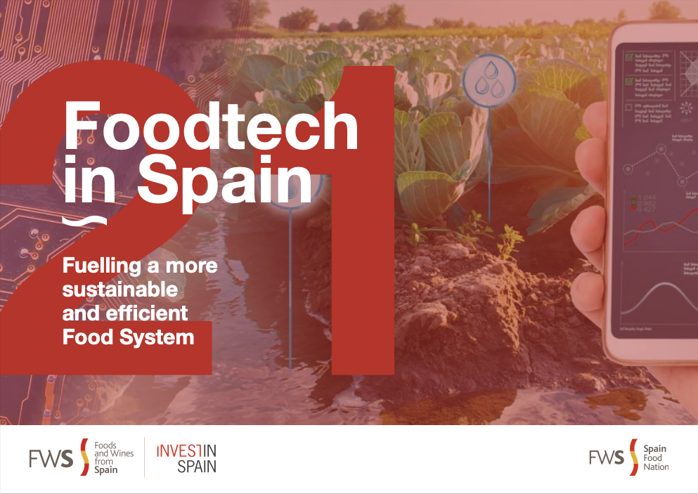 Informe Foodtech in Spain