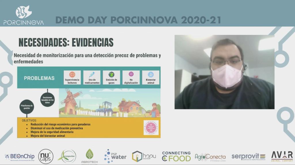 Porcinnova DemoDay 2020-2021